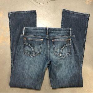 Joe's Bootcut Rocker Jeans Size 30